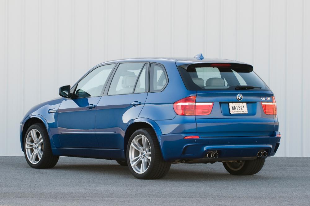 BMW X5 M E70 (2009-2013) Кроссовер