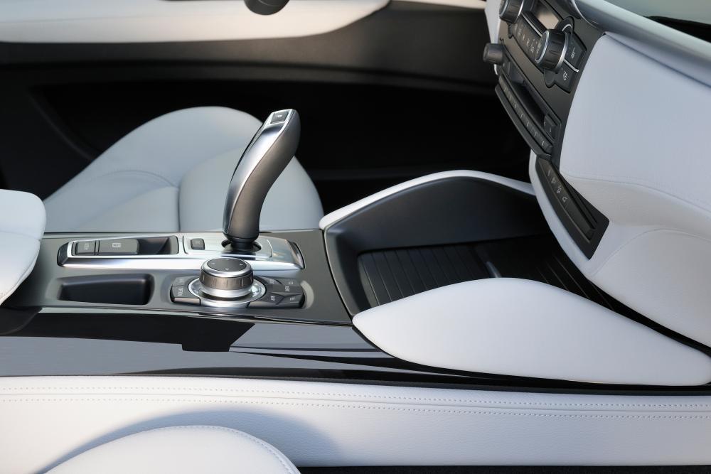 BMW X5 M E70 (2009-2013) Кроссовер интерьер