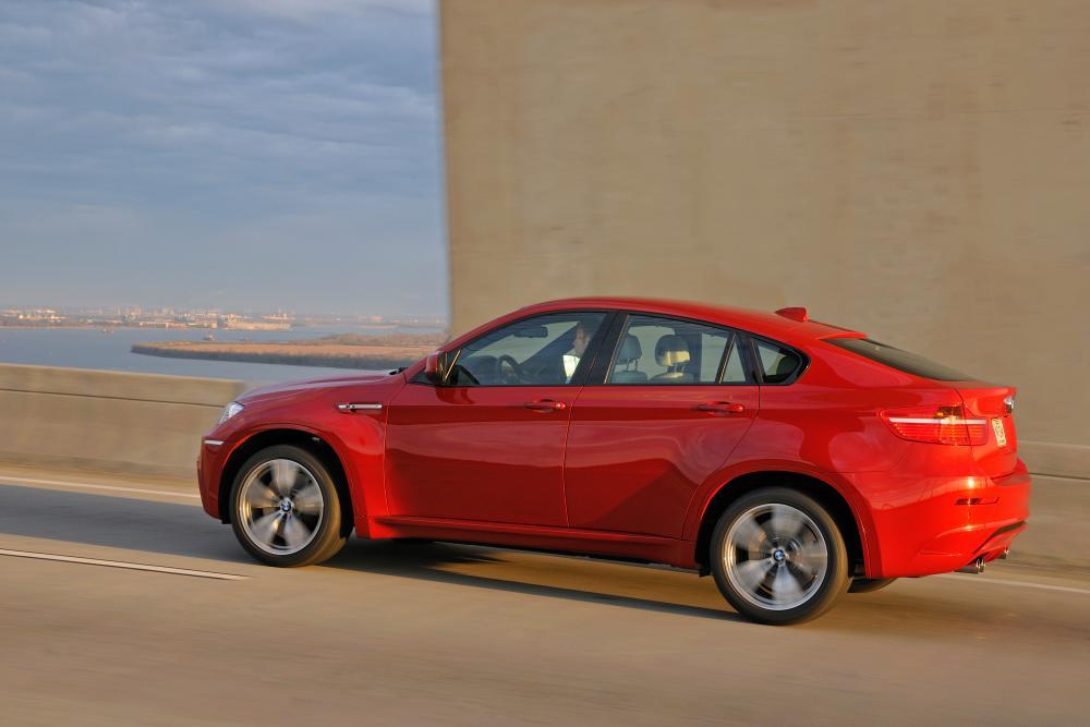 BMW X6 M E71 (2009-2012) Sports Activity Coupe кроссовер 5-дв.