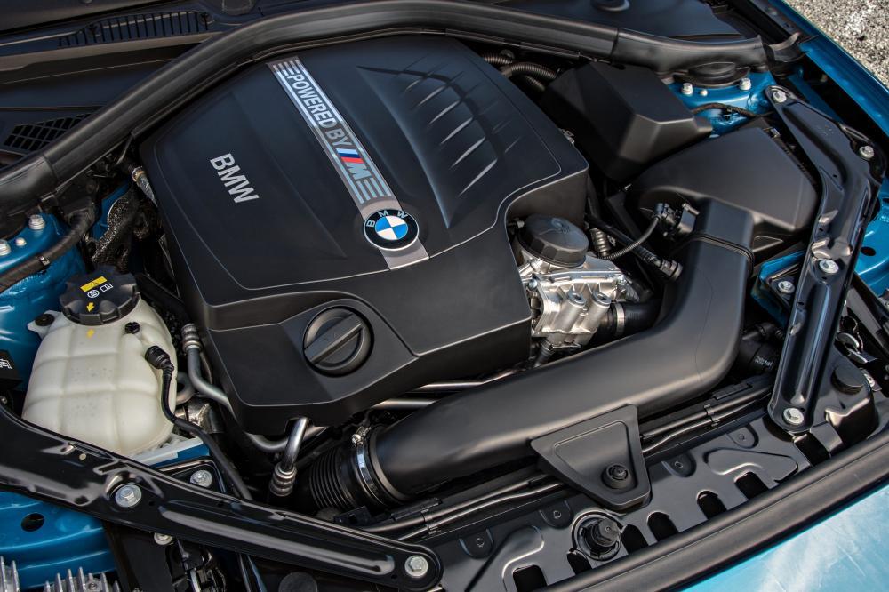 BMW M2 F87 (2015-2017) Купе двигатель