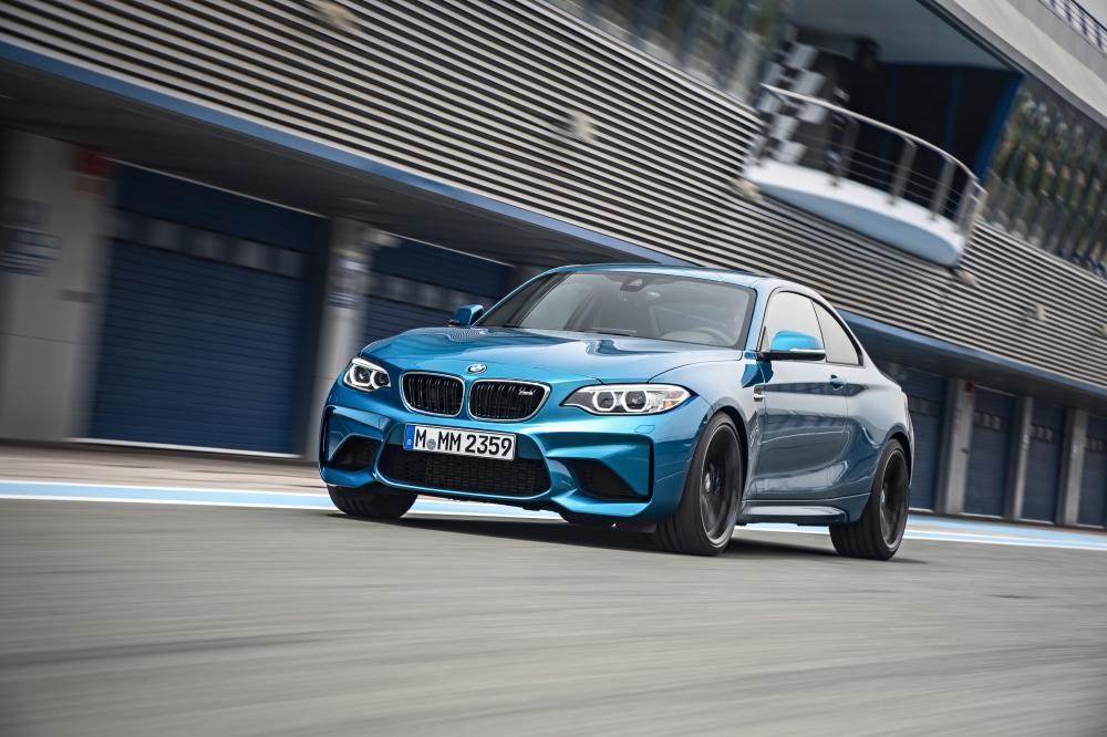 BMW M2 F87 (2015-2017) Купе