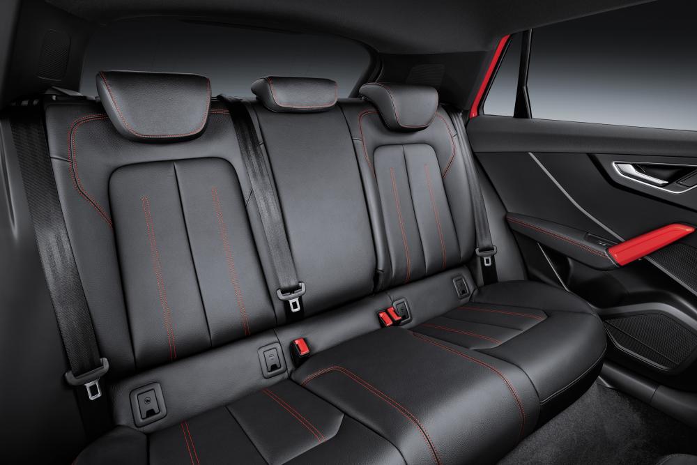 Audi Q2 1 поколение (2016) Кроссовер интерьер