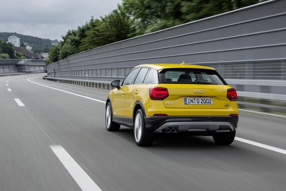 Audi Q2 1 поколение (2016) Кроссовер