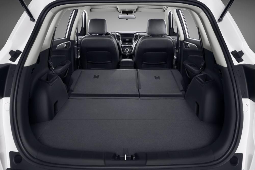 Changan CS75 1 поколение багажник