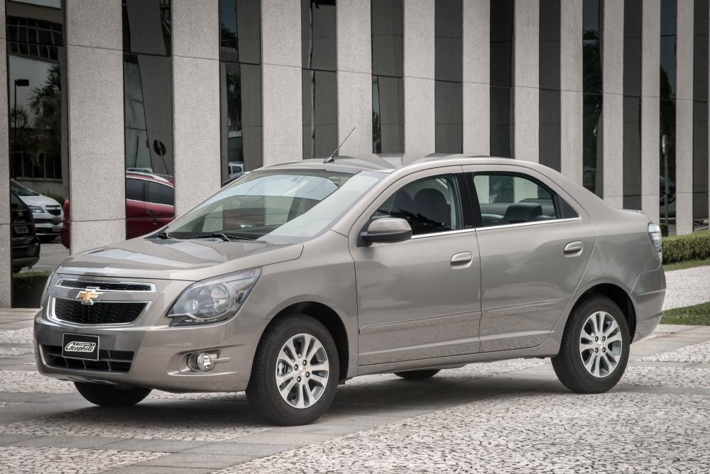 Chevrolet Cobalt 2 поколение (2011-2018) Седан