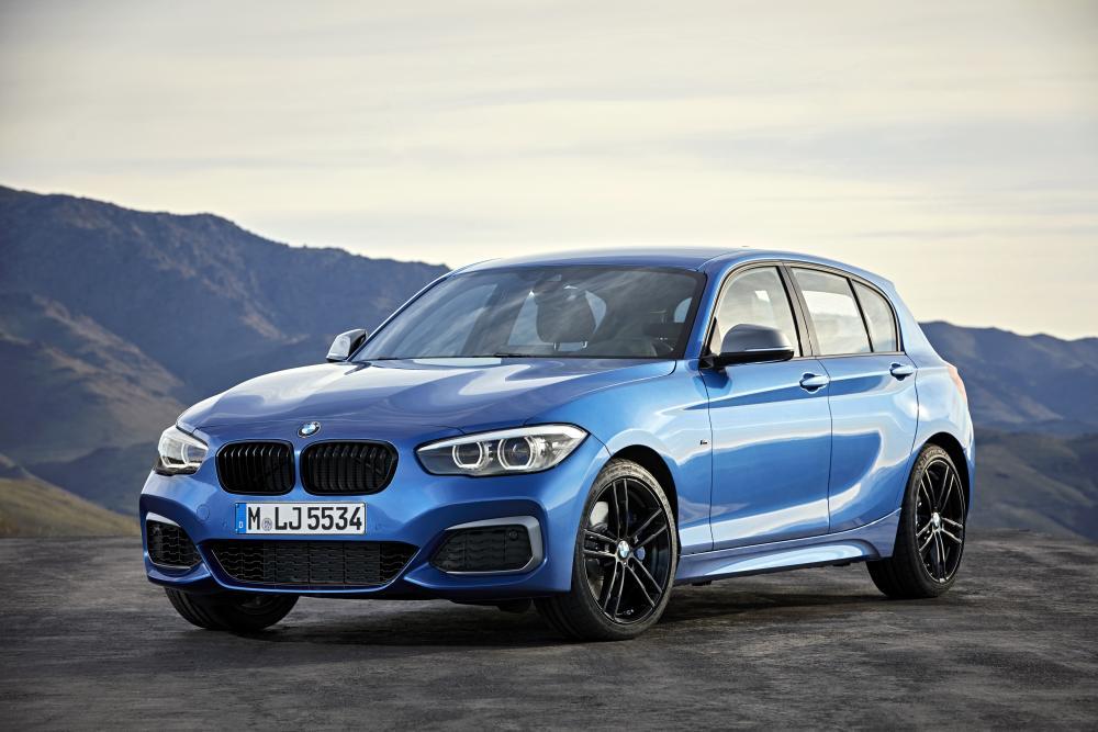 BMW 1 серия 2 поколение F20/F21 рестайлинг