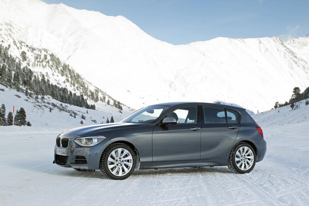 BMW 1 серия  2 поколение F20/F21 Хетчбэк 5-дв.