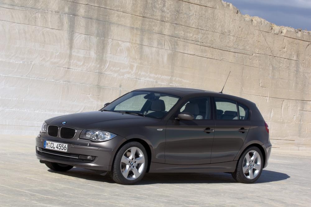 BMW 1 серия E87 [рестайлинг] (2007-2012) Хетчбэк 5-дв.
