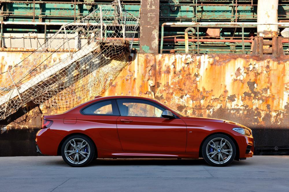 BMW 2 серия 1 поколение F22 (2013-2017) Купе