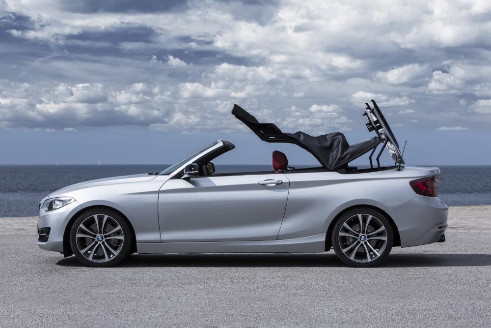 BMW 2 серия 1 поколение F23 (2015-2017) Кабриолет