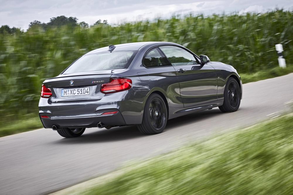 BMW 2 серия 1 поколение F22 [рестайлинг] (2017) Купе