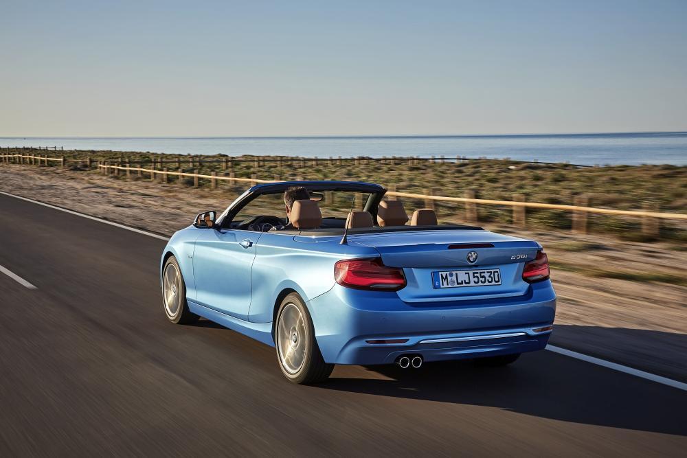 BMW 2 серия 1 поколение F23 [рестайлинг] (2017) Кабриолет