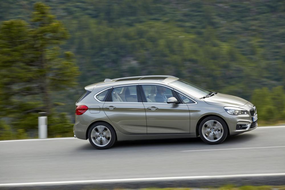 BMW 2 серия Active Tourer 1 поколение F45 (2014-2018) Минивэн
