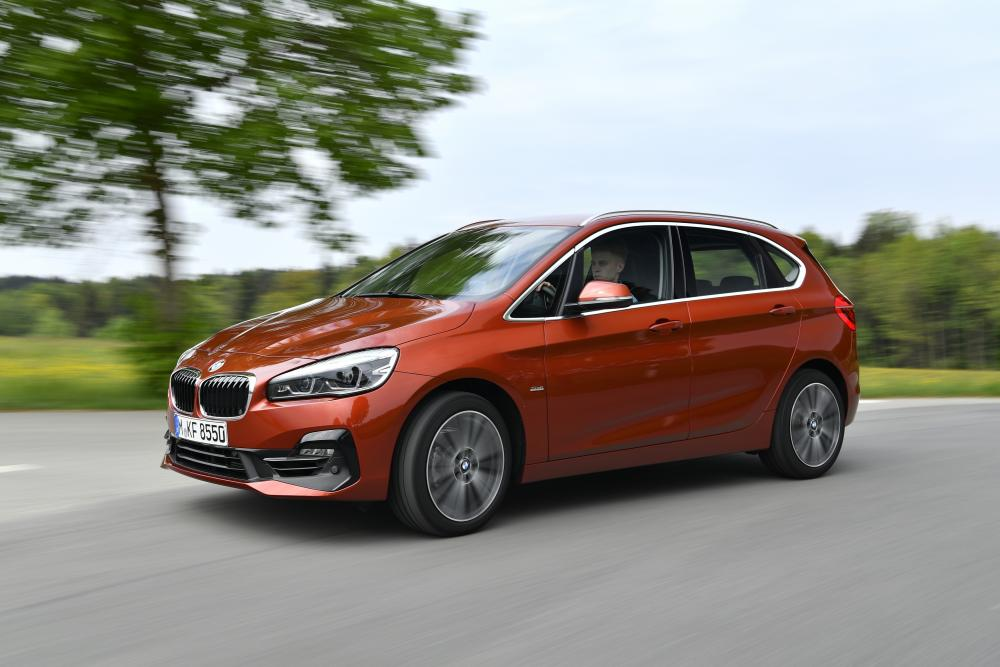 BMW 2 серия Active Tourer 1 поколение F45 [рестайлинг] (2018) Минивэн