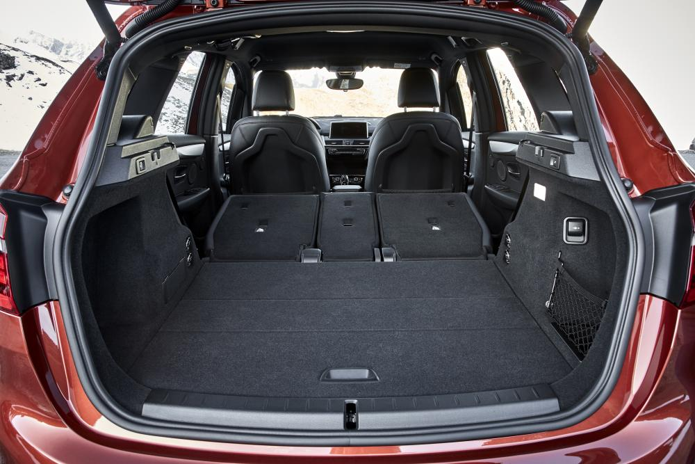 BMW 2 серия Active Tourer 1 поколение F45 [рестайлинг] (2018) Минивэн багажник