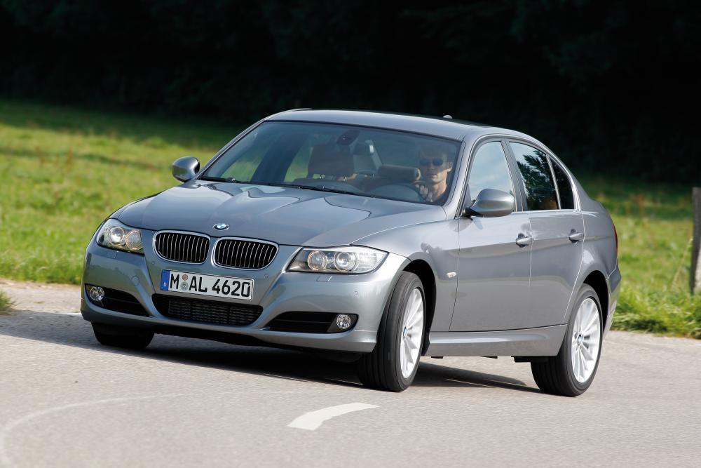 BMW 3 серия 5 поколение E90 [рестайлинг] (2008-2012) Седан