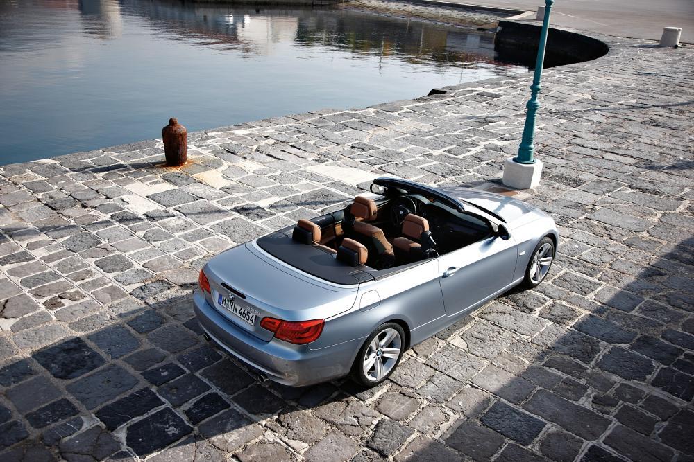 BMW 3 серия 5 поколение E93 [рестайлинг] (2010-2013) Кабриолет