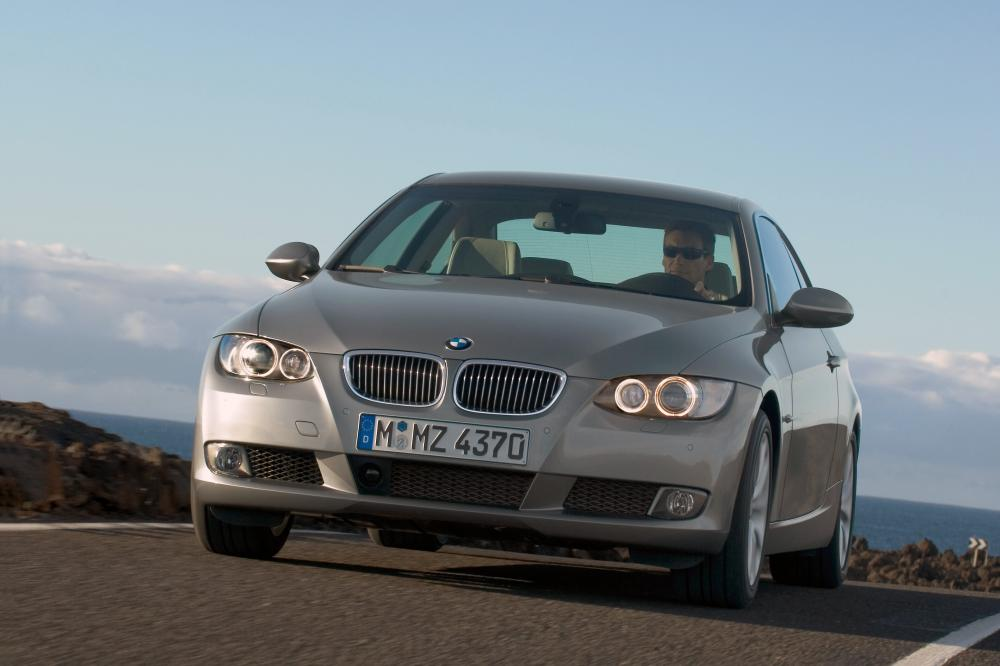 BMW 3 серия 5 поколение E92 (2006-2010) Купе