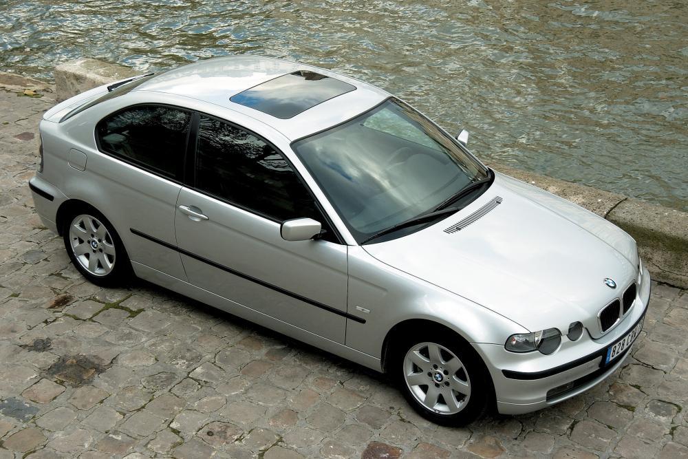 BMW 3 серия 4 поколение E46 [рестайлинг] (2001-2004) Compact хетчбэк