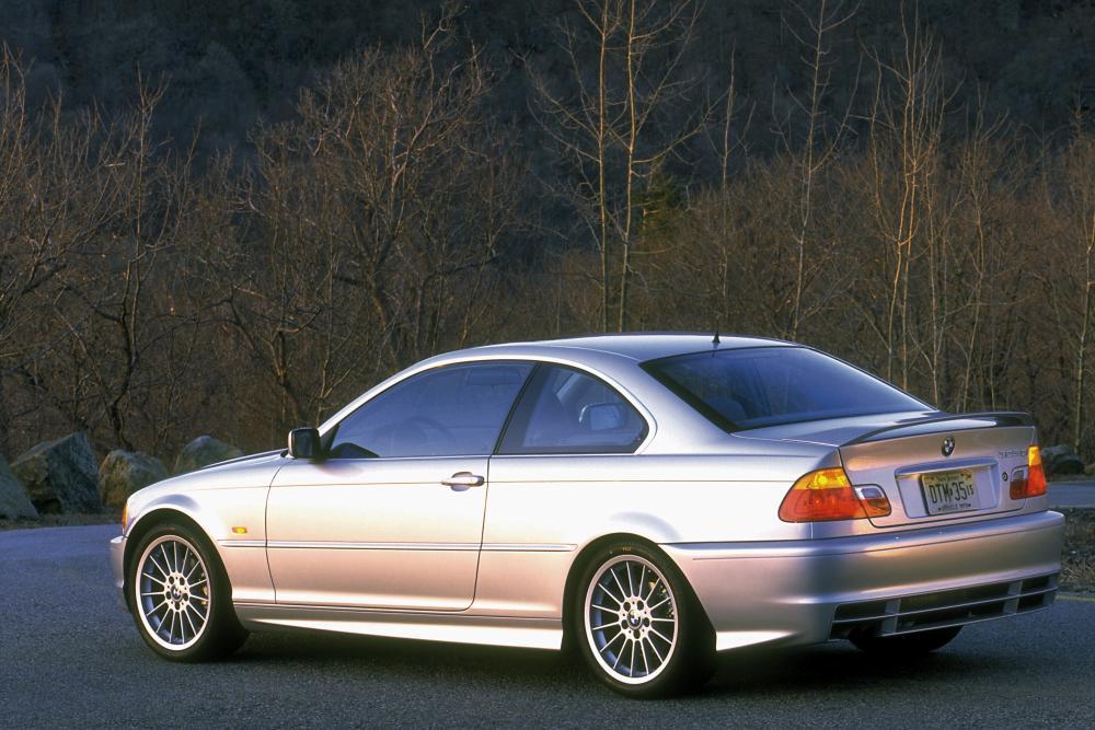BMW 3 серия 4 поколение E46 (1999-2003) Купе