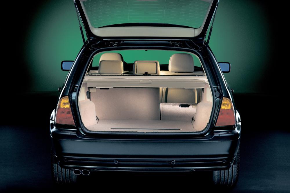 BMW 3 серия 4 поколение E46 (1998-2001) Touring универсал багажник