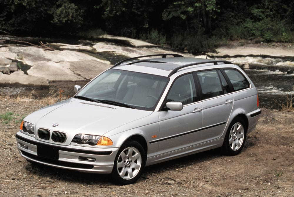 BMW 3 серия 4 поколение E46 (1998-2001) Touring универсал