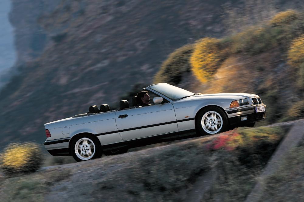BMW 3 серия 3 поколение E36 (1993-1999) Кабриолет