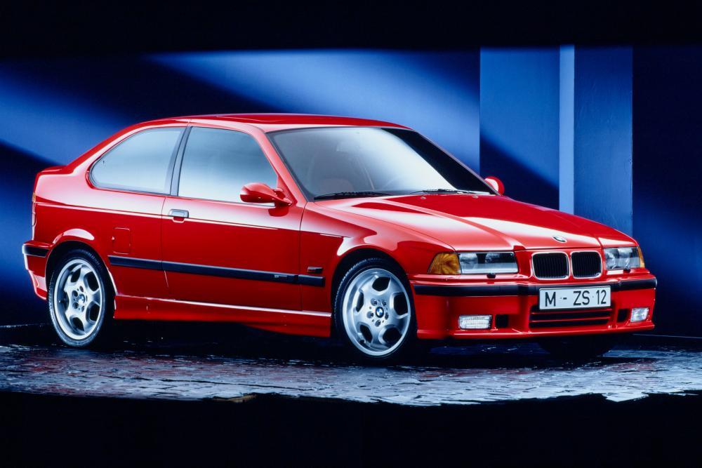 BMW 3 серия E36 (1994-2001) Compact хетчбэк
