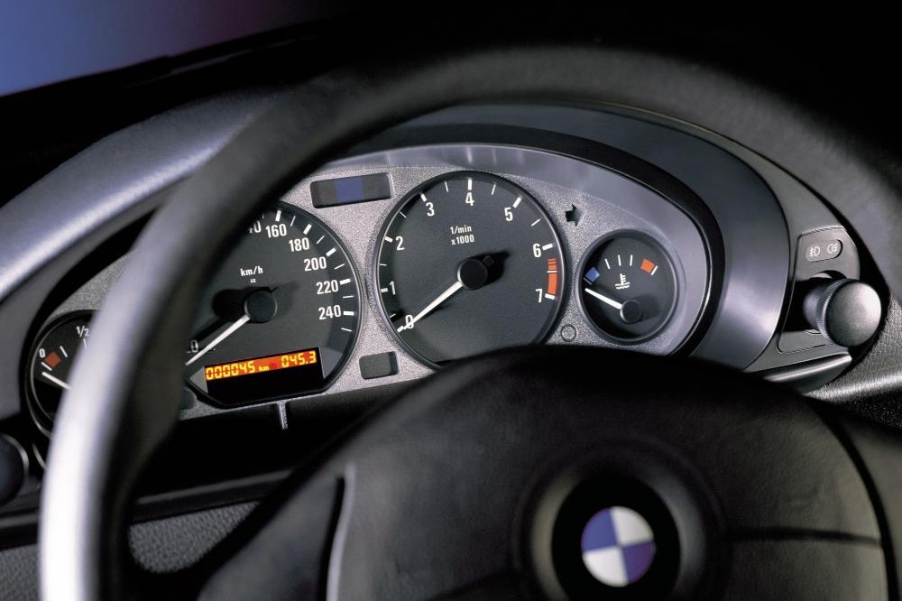 BMW 3 серия E36 (1994-2001) Compact хетчбэк комбинация приборов