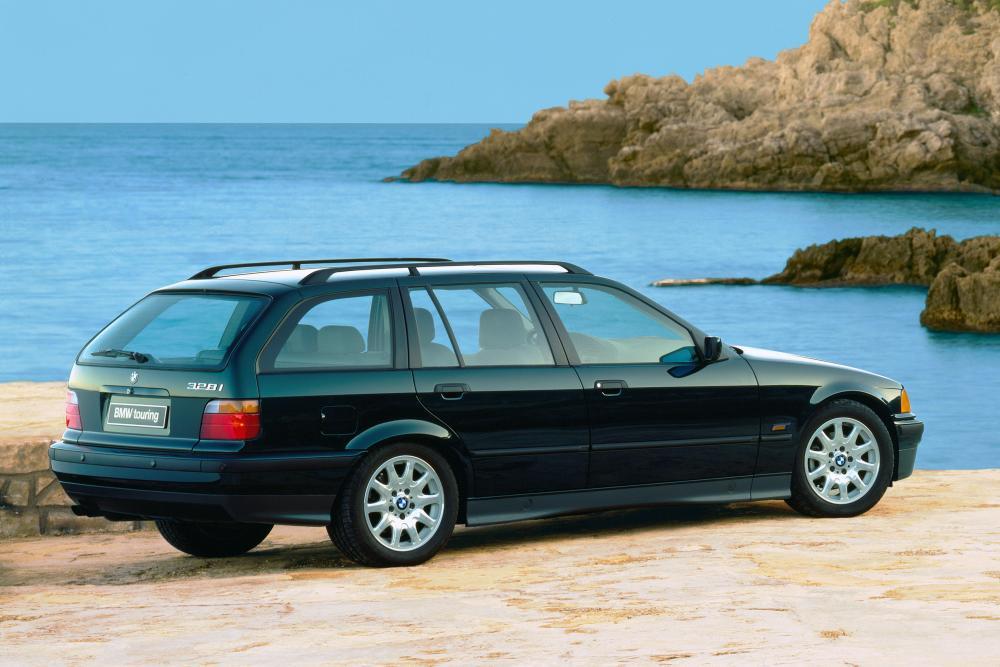 BMW 3 серия 3 поколение E36 (1993-1999) Touring универсал