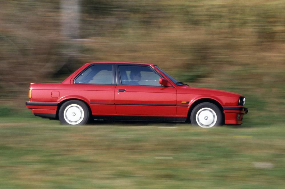 2 поколение E30 [рестайлинг] (1987-1994)