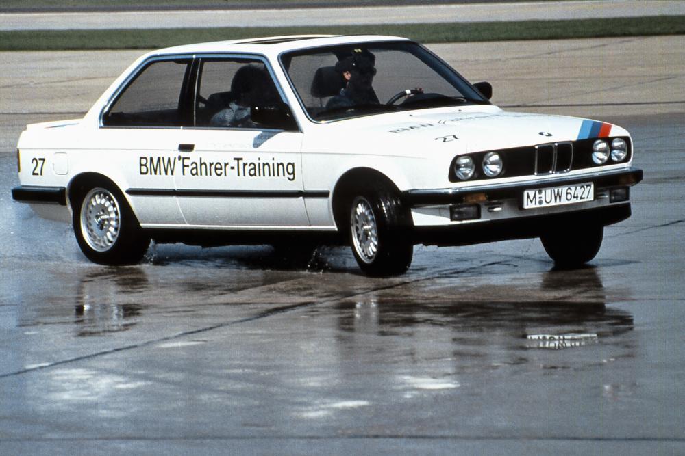 BMW 3 серия 2 поколение E30 (1982-1991) Купе