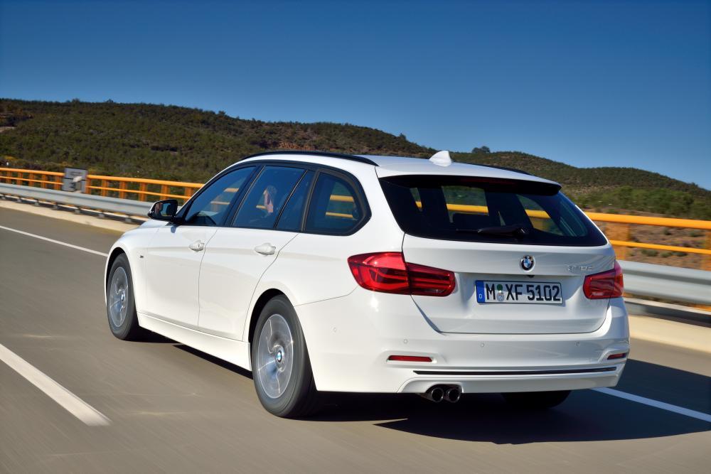BMW 3 серия 6 поколение F31 [рестайлинг] (2015-2018) Универсал