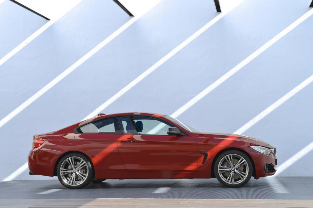 BMW 4 серия 1 поколение F32 (2013-2017) Купе