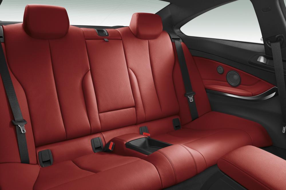 BMW 4 серия 1 поколение F32 (2013-2017) Купе интерьер