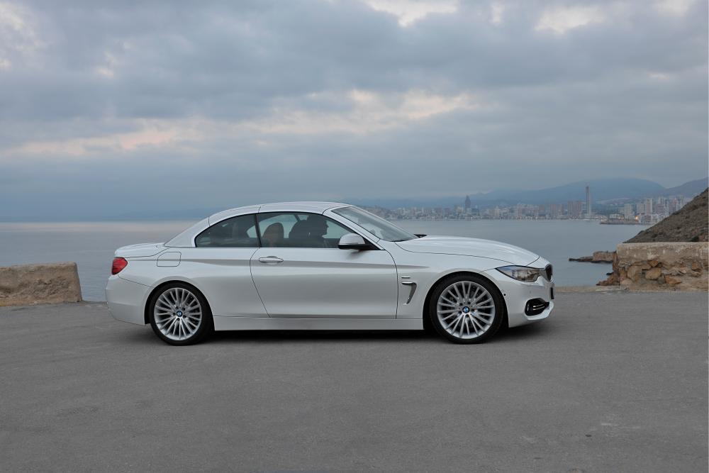 BMW 4 серия 1 поколение F33 (2013-2017) Кабриолет