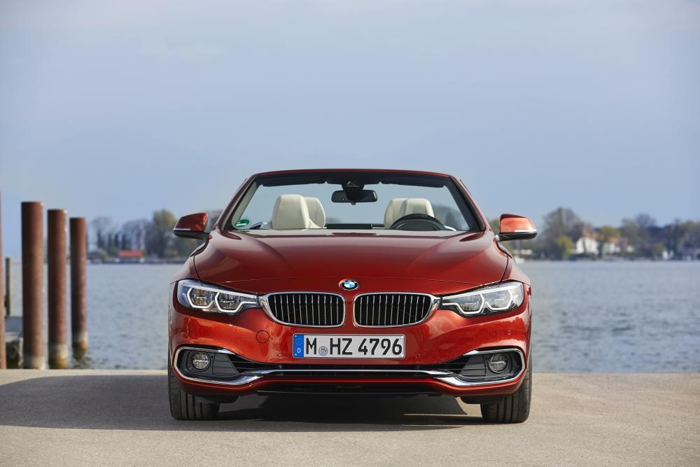 BMW 4 серия F33 [рестайлинг] (2017-2020) Кабриолет