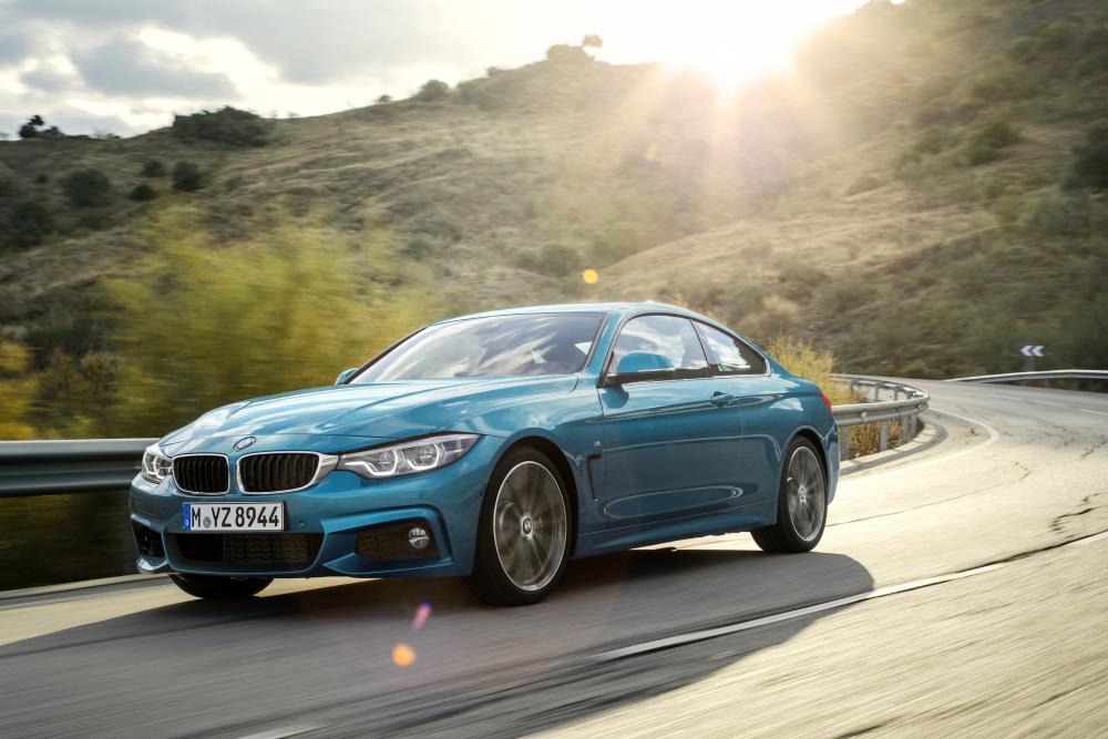 BMW 4 серия F32 [рестайлинг] (2017-2020)