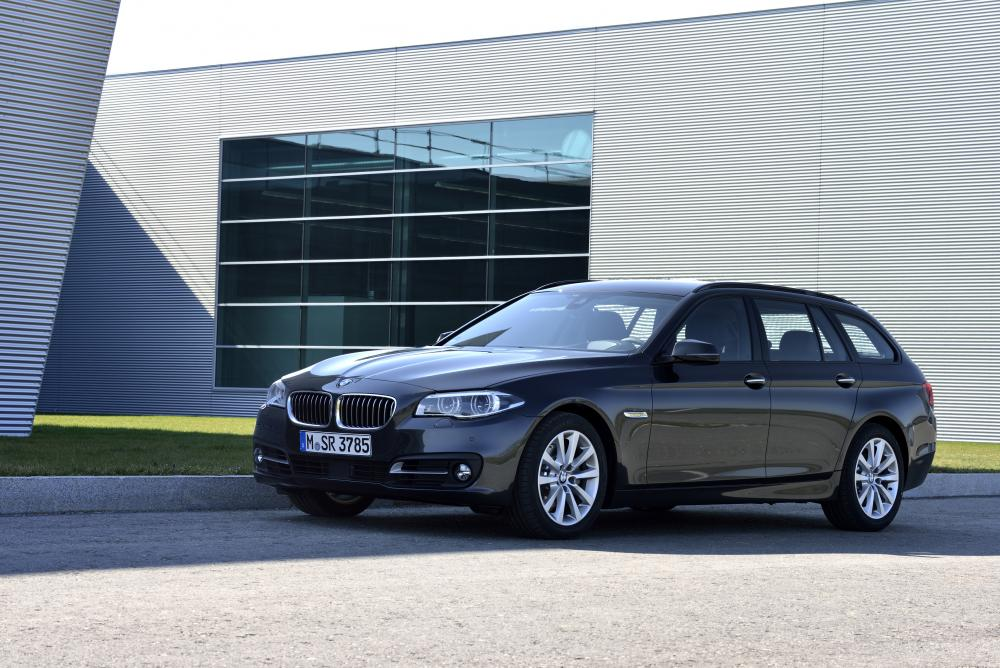 BMW 5 серия F11 [рестайлинг] (2013-2017) Touring универсал
