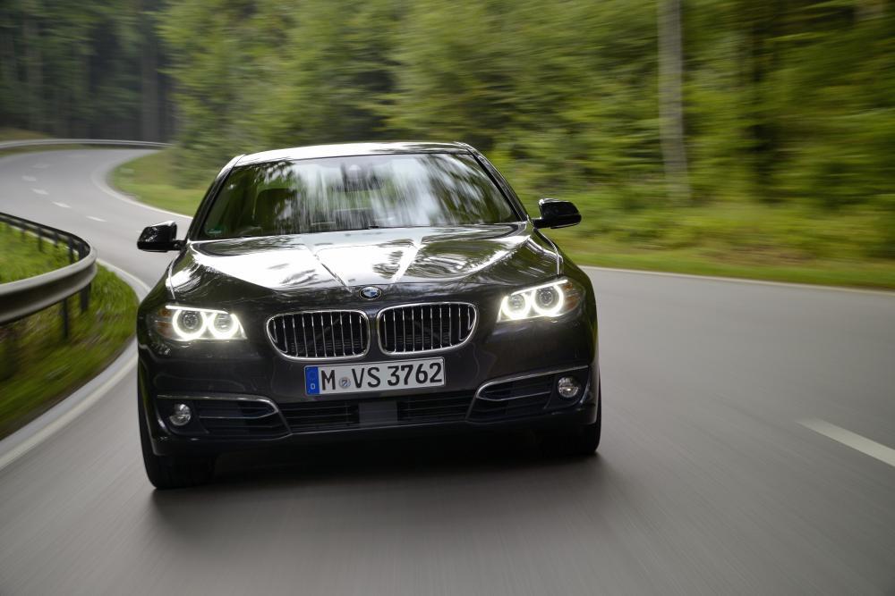 BMW 5 серия F10 [рестайлинг] (2013-2017) Седан