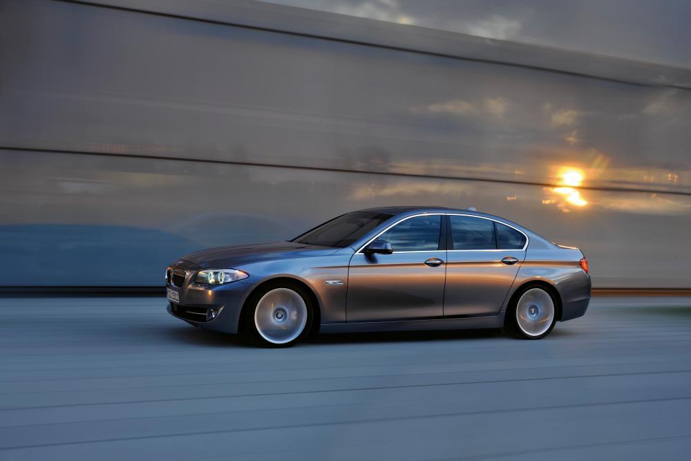 BMW 5 серия 6 поколение F10 (2009-2013) Седан