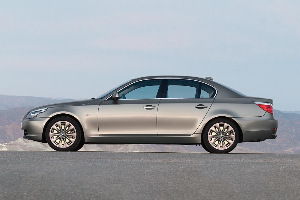 BMW 5 серия E60 [рестайлинг] (2007-2010) Седан