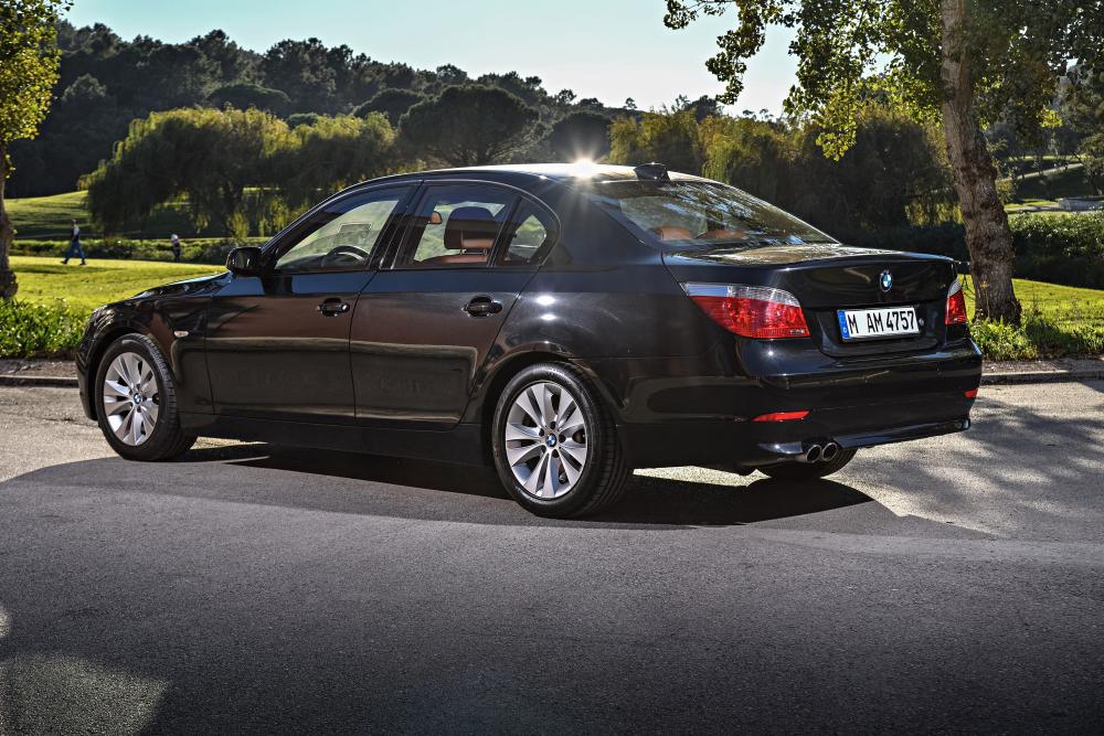 BMW 5 серия 5 поколение E60 (2003-2007) Седан