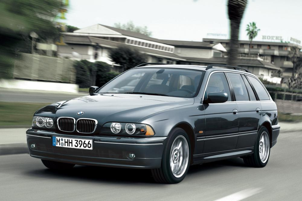 BMW 5 серия 4 поколение E39 [рестайлинг] (2000-2004) Touring универсал
