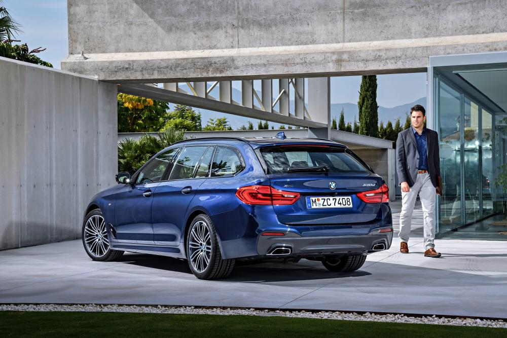 BMW 5 серия 7 поколение G30 (2017-2020) Touring универсал