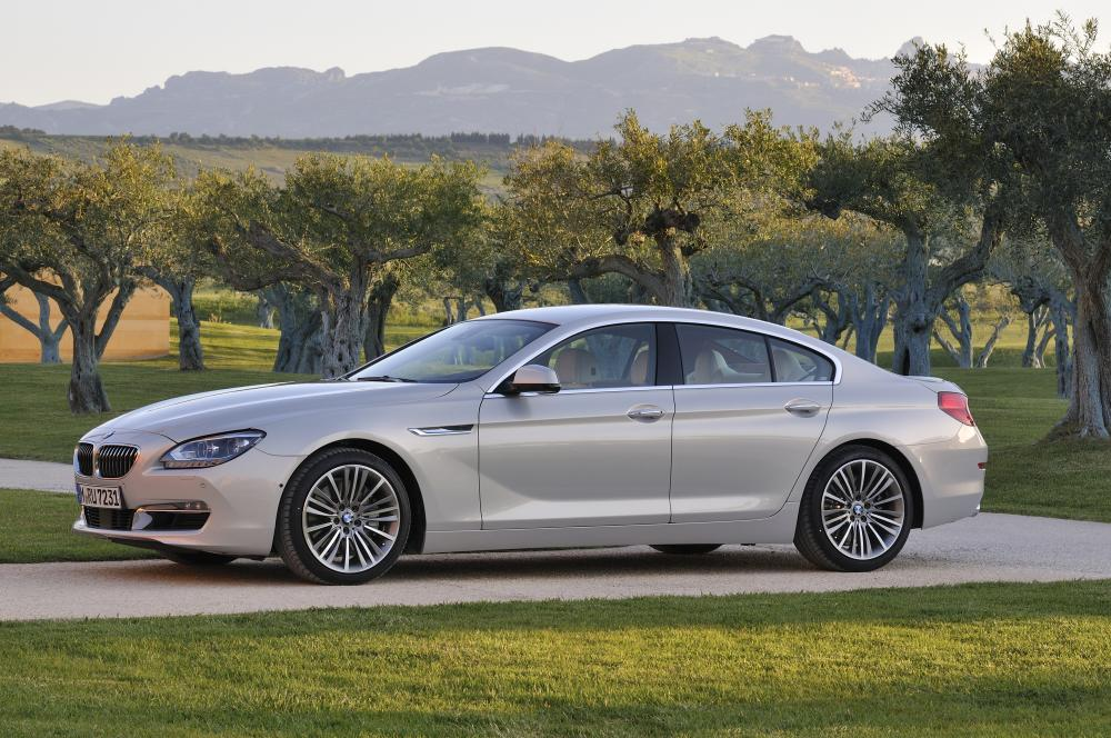 BMW 6 серия F06 (2012-2015) Gran Coupe седан