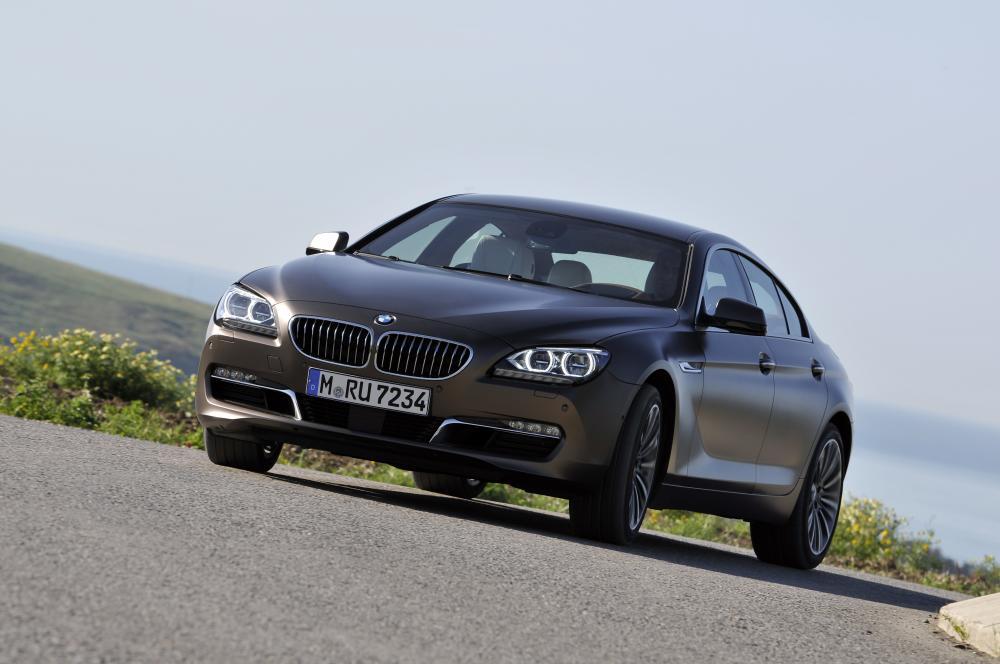 BMW 6 серия F06 (2010-2015) Gran Coupe седан