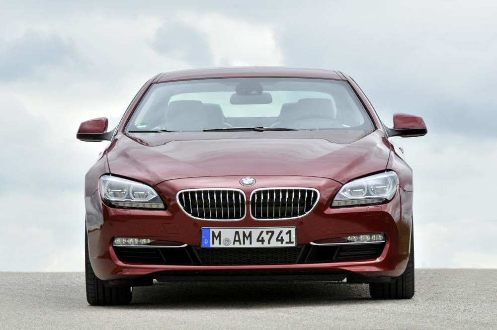BMW 6 серия 3 поколение F13 (2011-2015) Купе