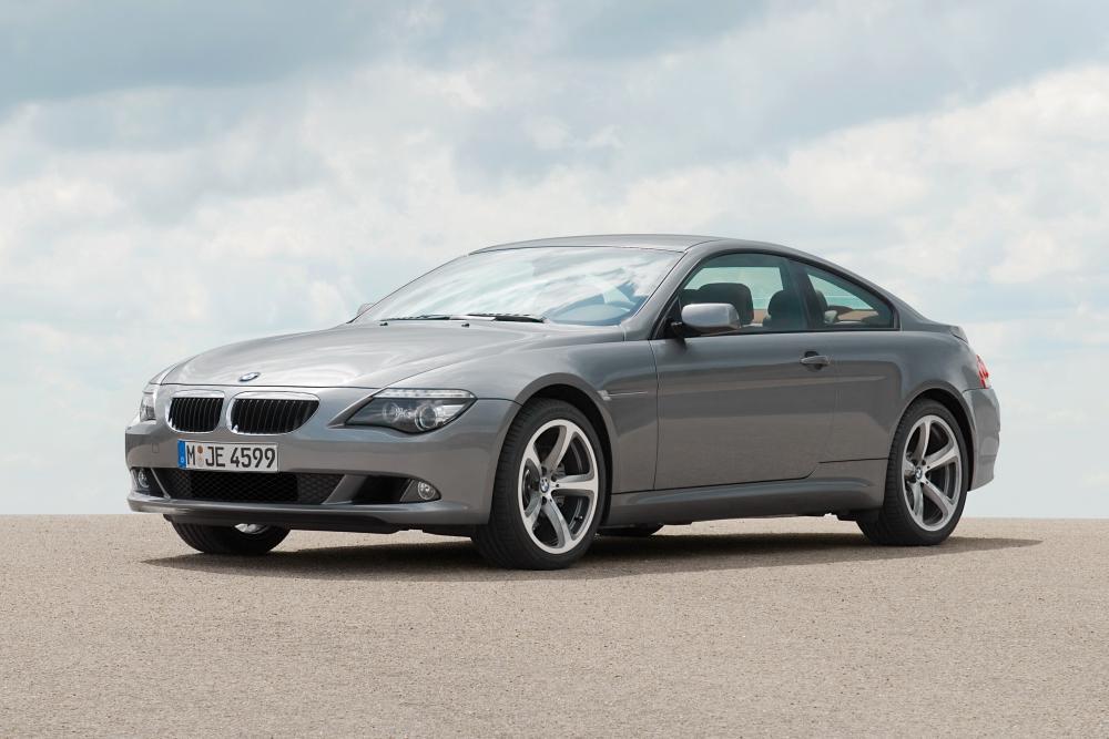 BMW 6 серия 2 поколение E63 рестайлинг (2007-2010) Купе