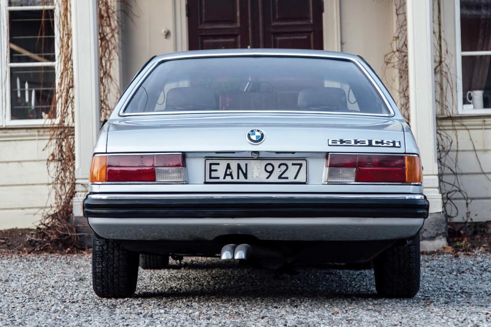 BMW 6 серия 1 поколение E24 (1975-1984) Купе